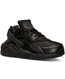 Women's Air Huarache Run Running Sneakers from Finish Line