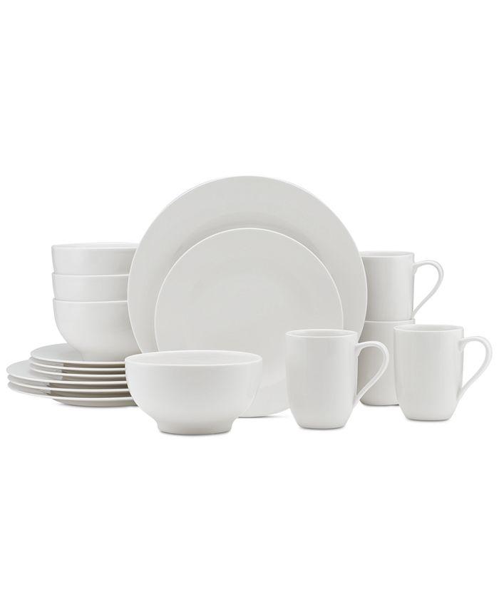 Villeroy & Boch - For Me Collection Porcelain 16-Pc. Place Setting