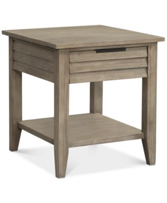 Kips Bay End Table, Created for Macy's