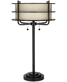 Pacific Coast Ovation Bronze Table Lamp