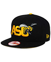 huge discount eadd6 b8a3d New Era Alabama State Hornets Core 9FIFTY Snapback Cap