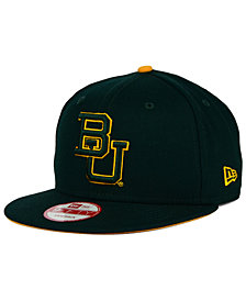 New Era Baylor Bears Core 9FIFTY Snapback Cap