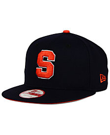 New Era Syracuse Orange Core 9FIFTY Snapback Cap