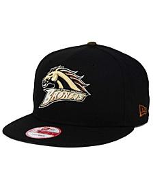 Western Michigan Broncos Core 9FIFTY Snapback Cap