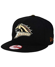 New Era Western Michigan Broncos Core 9FIFTY Snapback Cap