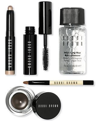 Bobbi Brown Beige Gold Long-Wear Eye Kit - A Macy's Exclusive