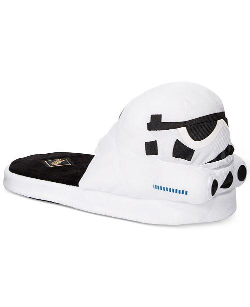 Bioworld Star Wars Storm Trooper Slippers