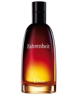 Men's Fahrenheit Eau de Toilette Spray, 3.4 oz.