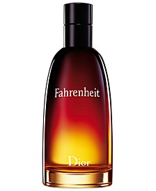 Men's Fahrenheit Eau de Toilette Spray, 3.4 oz.