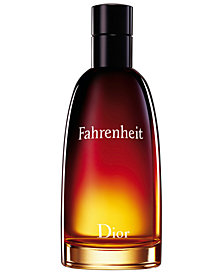 Dior Men's Fahrenheit Eau de Toilette Spray, 3.4 oz.