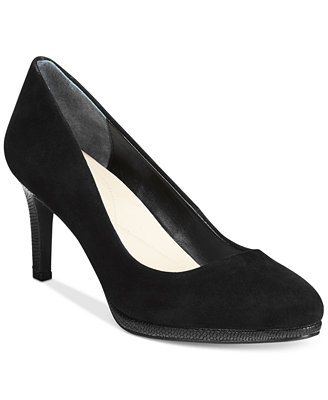 alfani s glorria pumps only at macy s pumps