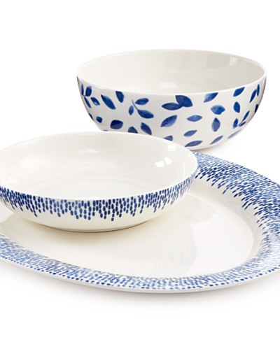 Martha Stewart Collection Stockholm Serveware Collection, Created for Macy's