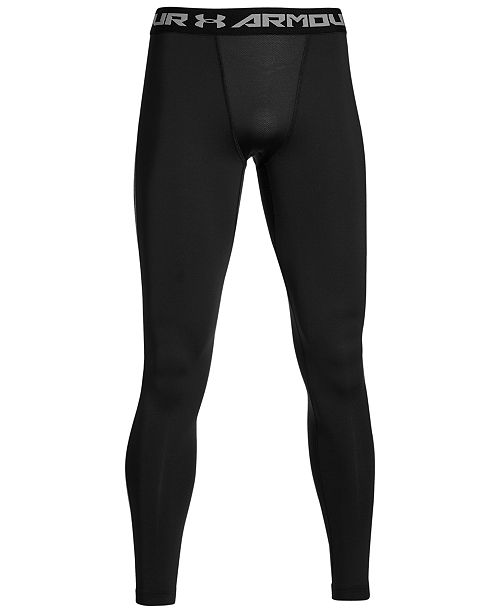 68a8f0aa2311e Under Armour Men's ColdGear® Tights & Reviews - All Activewear ...