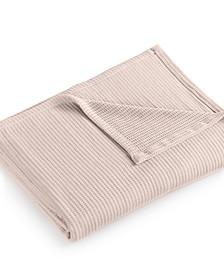 Luxury Ringspun 100% Cotton Twin Blanket