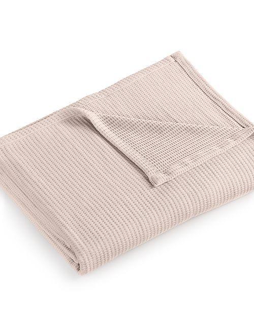 Lauren Ralph Lauren Luxury Ringspun 100% Cotton Twin Blanket