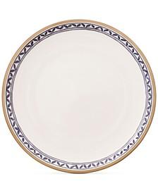 Artesano Provencal Lavender Collection Porcelain White Well Dinner Plate