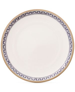 Villeroy & Boch Artesano Provencal Lavender Dinner Plate, White Well