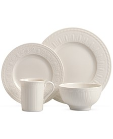 Porcelain 4-Pc. Cellini Place Setting