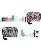 Choose a 9-Pc. Cosmetic Bag - Only $25 with $50 online beauty purchase