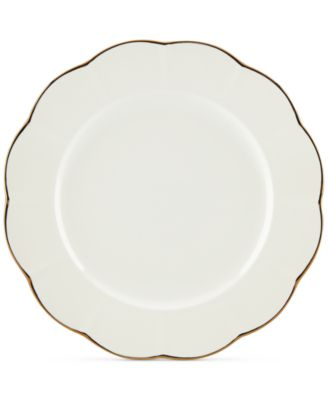 Dinnerware Ironstone Shades of White Dinner Plate