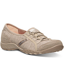 Skechers Women's Relaxed Fit Bikers Pretty Lady Comfort Shoes from Finish Line