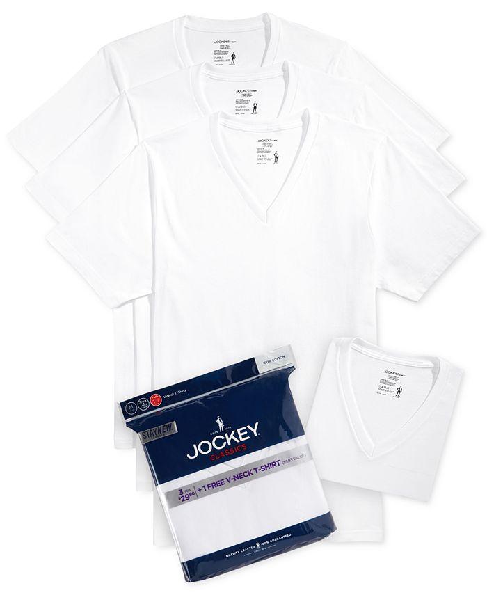 Jockey - Men's V-Neck T-shirt