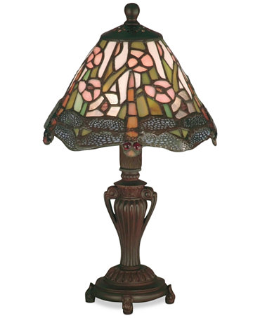 dale tiffany dragonfly accent table lamp lighting lamps for the. Black Bedroom Furniture Sets. Home Design Ideas
