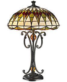 Dale Tiffany Converse Table Lamp