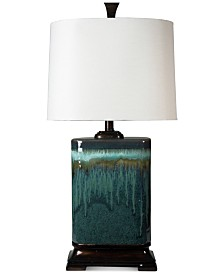 StyleCraft Carolina Ceramic Table Lamp