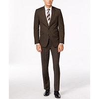 Kenneth Cole Slim-Fit Sharkskin Suit