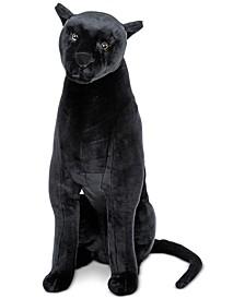 Kids' Plush Panther Stuffed Toy
