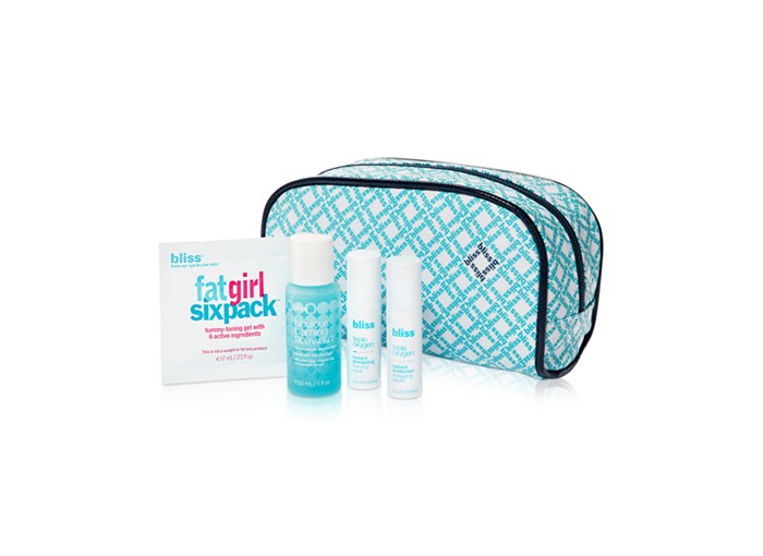Receive a free 5-piece bonus gift with your $60 Bliss purchase