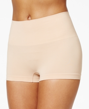 Spanx Women's Everyday Shaping Panties Boyshort SS0915