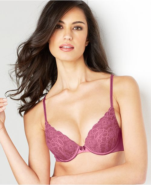 76c465cee563d Lily of France. Extreme Ego Boost Tailored Push Up Bra 2131101. Be the  first to Write a Review. main image ...