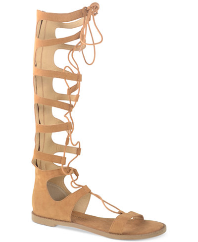 Chinese Laundry Galactic Tall Gladiator Sandals
