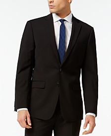 Calvin Klein X-Fit Solid Slim Fit Jacket
