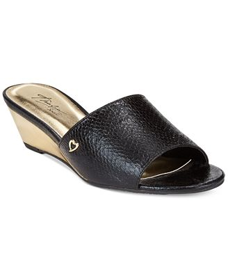 Thalia Sodi Riya Wedge Sandals, Only at