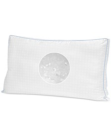 Cool Fusion Medium Density King Bed Pillow with Cooling Gel Beads, Created for Macy's