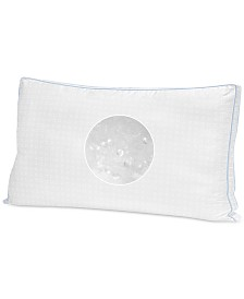 SensorGel Cool Fusion Medium Density King Bed Pillow with Cooling Gel Beads, Created for Macy's