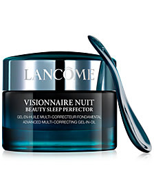 Lancôme Visionnaire Nuit Beauty Sleep Night Moisturizer Cream, 1.7 oz