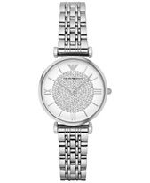 afbe15812d1b Emporio Armani Women s Stainless Steel Bracelet Watch 32mm AR1925