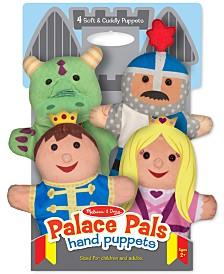 Melissa and Doug Kids' Palace Pals Hand Puppets Set