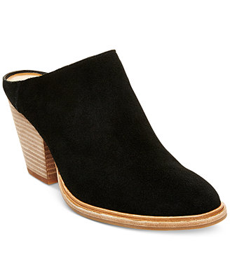 Steve Madden Miillo Mules - Boots - Shoes - Macyu0026#39;s