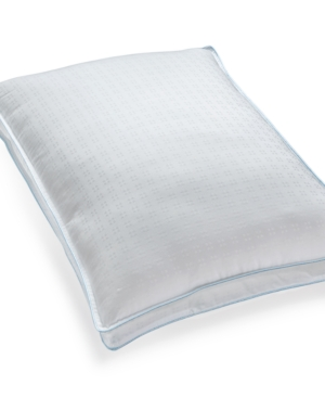 SensorGel Cool Fusion Medium Density Standard Pillow with Co