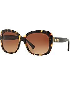 Coach Polarized Sunglasses , HC8158