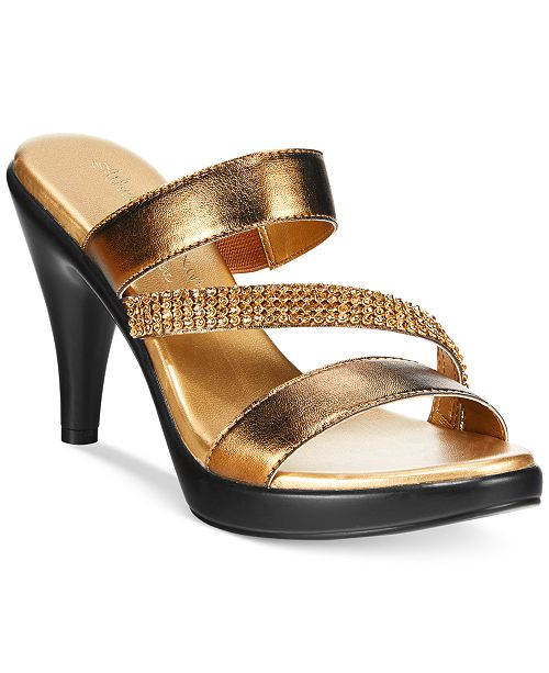 Callisto Athena Alexander by Mindye Evening Sandals