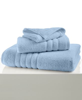 "Image of Hotel Collection Ultimate MicroCotton® 13"" x 13"" Washcloth, Only at Macy's"