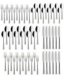 Chancellor 60-Piece Flatware Set, Service for 12