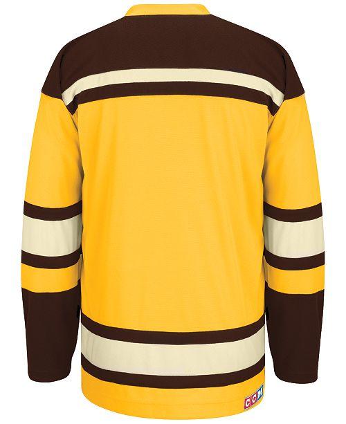 info for f24de a9366 Men's Boston Bruins Classic Jersey