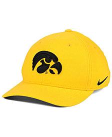 Nike Iowa Hawkeyes Classic Swoosh Cap